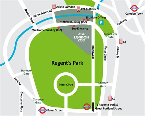 closest station to lincoln park zoo directions to zsl zoo zoological society of