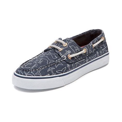 shop for womens sperry top sider bahama whales boat shoe