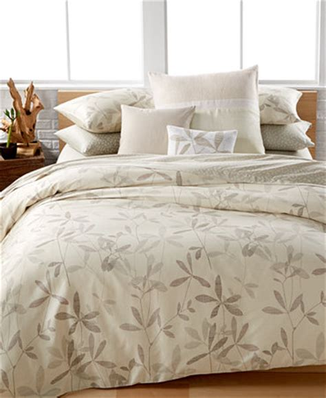 Calvin Klein Bedding Sets Calvin Klein Mirabelle Bedding Collection Bedding Collections Bed Bath Macy S