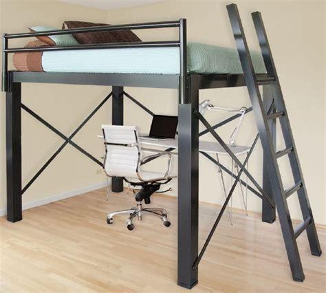 King Loft Bed Frame King Loft Bed Home Organization Inspiration Loft Bed Frame Loft Beds And Desks