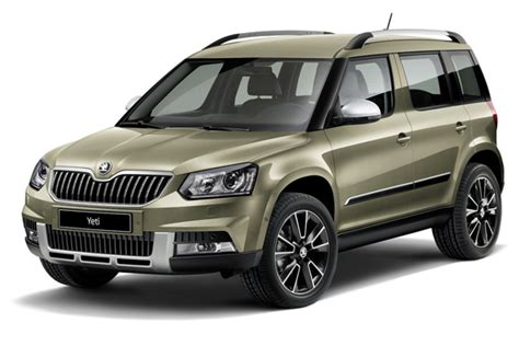 skoda yeti 2017 automatic option active new