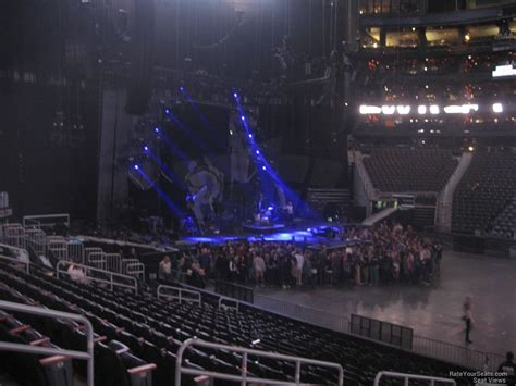 arena section philips arena section 115 concert seating rateyourseats com