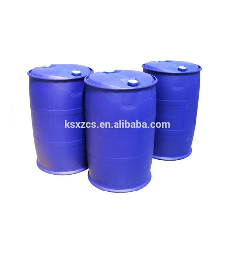 L Manufacturers by China Manufacturer 60l 120l 200 Liter Blue Plastic Drum