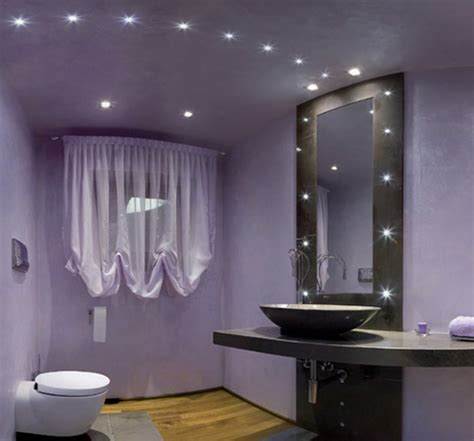 led bathroom lighting ideas how to begin installing low energy led home lighting