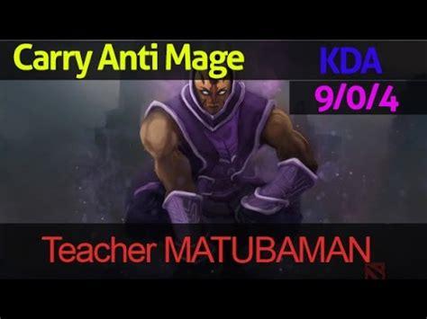 Mmr 8k Dota2 dota 2 patch 6 86 learn play anti mage