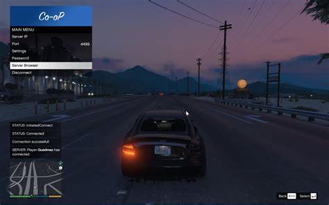 mod opens gta  story mode   op players vg