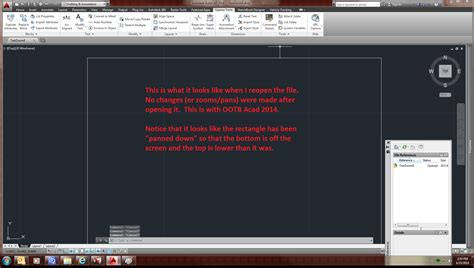 autocad layout zoom extents solved zoom extents and saving autodesk community