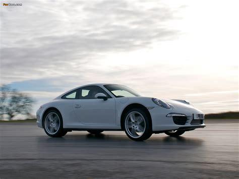 Porsche Carrera Pictures by Pictures Of Porsche 911 Carrera 4 Coupe Uk Spec 991 2012