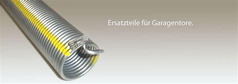 Garagentor Feder Wechseln by Ersatzteile Garagentor Torfeder Torsionsfeder Garagentor Feder