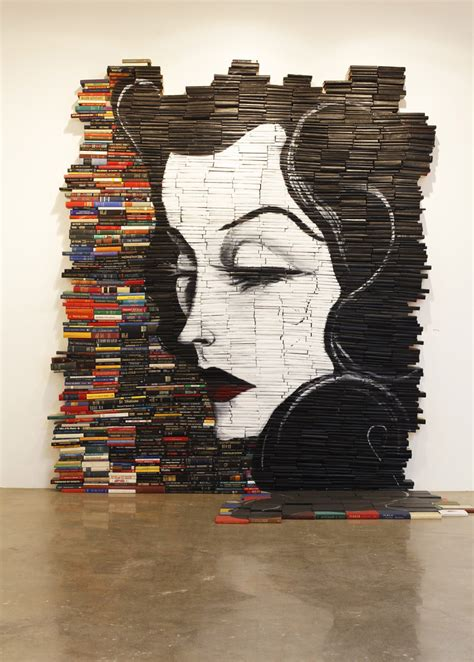 painting book made from books 7 stunning pieces of book