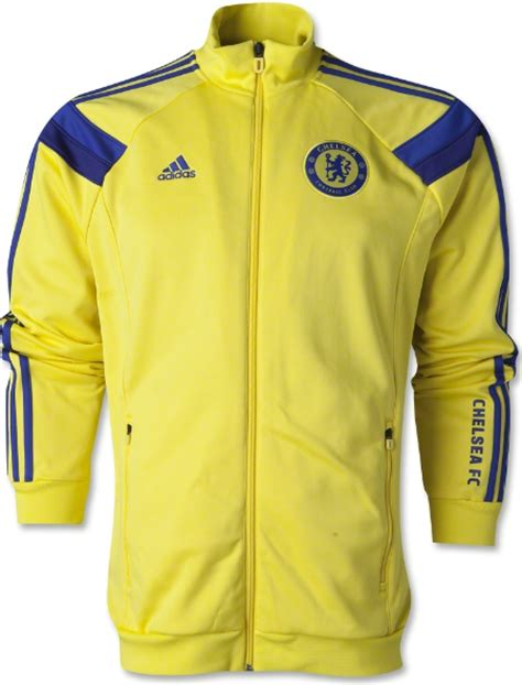 Jaket Chelsea Anthem Blue 1617 Go jaket chelsea track top yellow 2014 2015 big match