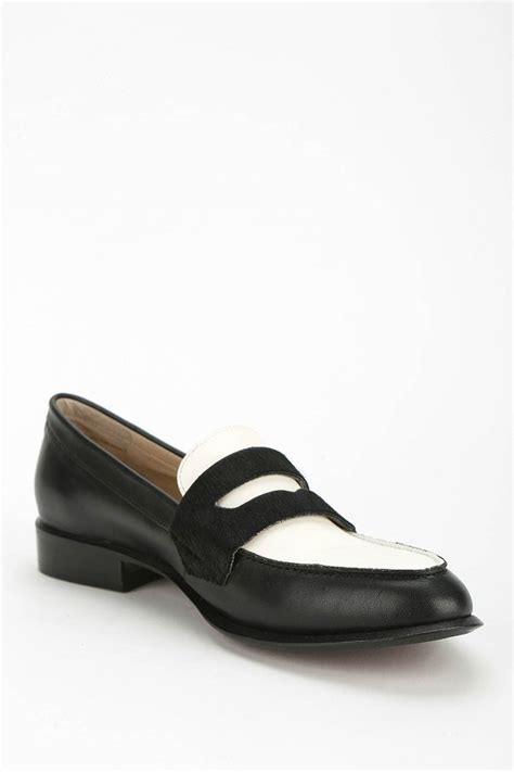 black and white loafer sam edelman bethany loafer where to buy how to wear