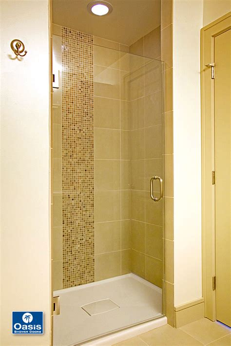 Oasis Shower Door Frameless Glass Shower Spray Panel Oasis Shower Doors Ma Ct Vt Nh