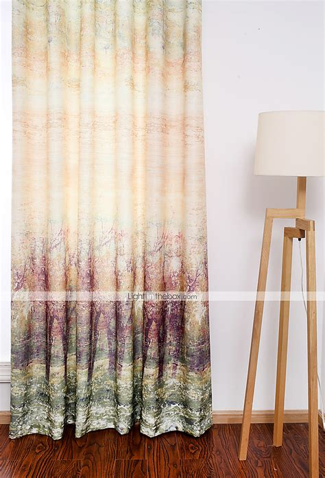 plaid curtains for living room two panels curtain modern plaid check living room poly