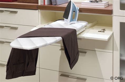Closet Ironing Board by Walk In Closet With Ironing Board Dressingroom Walk In Closet Pi