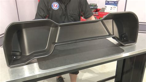 seat storage 2018 silverado chevrolet silverado general motors seat storage