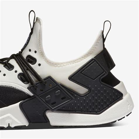 air huarache black and white nike air huarache drift white black ah7334 002 sneaker