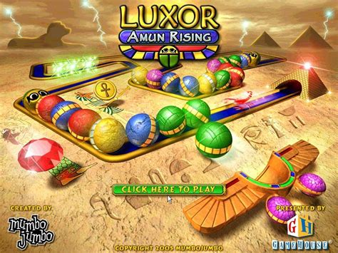 free download games luxor full version luxor amun rising screenshots for windows mobygames