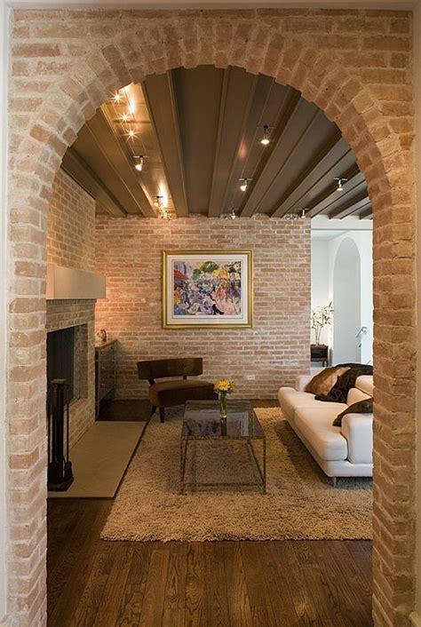 diy brick wall exposure