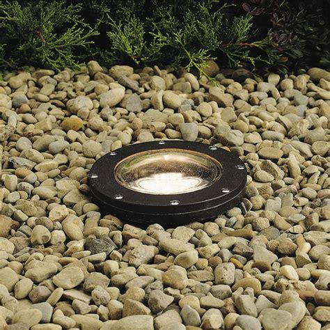 Landscape Well Light Enclosed Par 36 Well Light Landscape Lighting Specialist