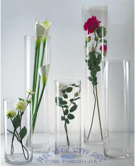 glazen huis vasse h j die grond vaas rechte buis glazen vaas bruiloft