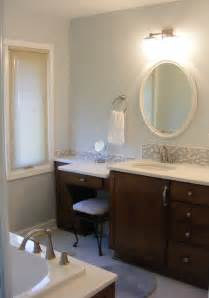 Vanity Table In Bathroom Vanity Area With Make Up Table Jpg