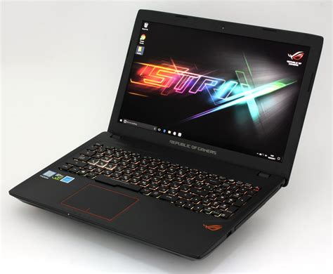 Laptop Asus Rog Gl553ve asus rog strix gl553ve review do the features
