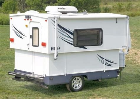 hi lo travel trailer floor plans hi lo towlite 15t telescoping small travel trailer motorcycle review and galleries