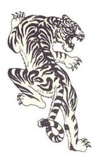 traditional japanese tiger tattoo designs tattoo design