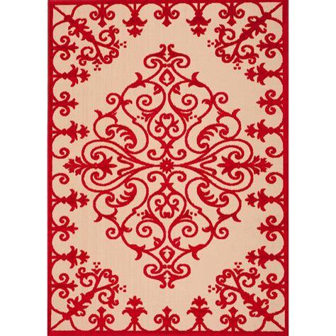 10x13 outdoor rug nourison aloha 9 ft 6 in x 13 ft indoor outdoor area rug 243058 the home depot