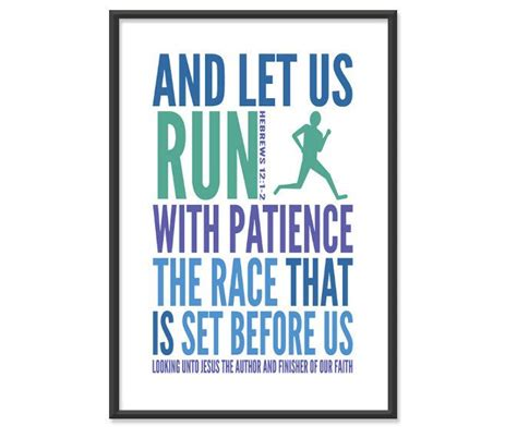 Free Bible Verse Clipart bible verse clip free bible print scripture poster christian let us run with