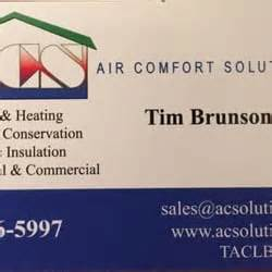 air comfort solutions complaints air comfort solutions 16 photos heating air
