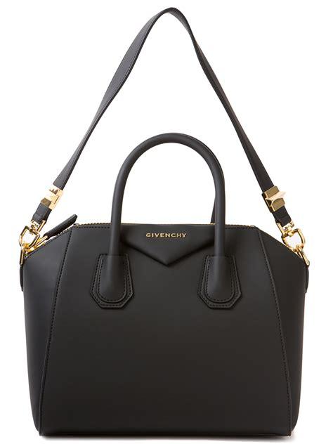 Givenchy Antigona Hardware givenchy antigona rubber bag in metallic lyst