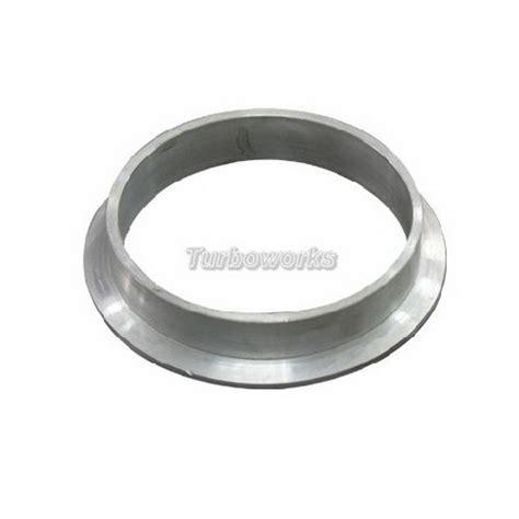 aluminum vband  band clamp flange kit   ring seal turbo intercooler ebay