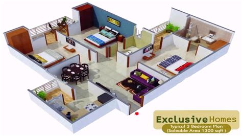 1000 sq ft indian house plans house plans in 1000 sq ft indian style youtube
