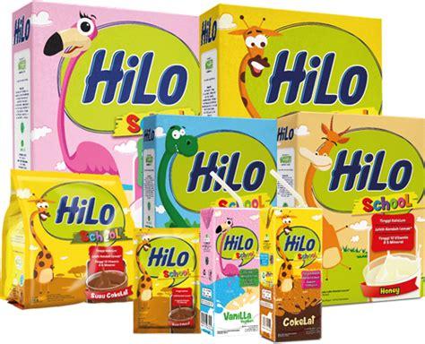 Hilo School Vanilla Vegiberi Box tinggi kalsium rendah lemak anak hilo school