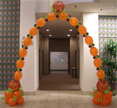fall festival decoration ideas church hallowen balloons for tulsa ok