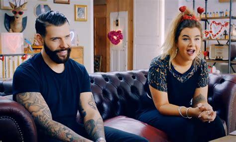 tattoo fixers presenters noel edmonds superfan visits tattoo fixers to get his