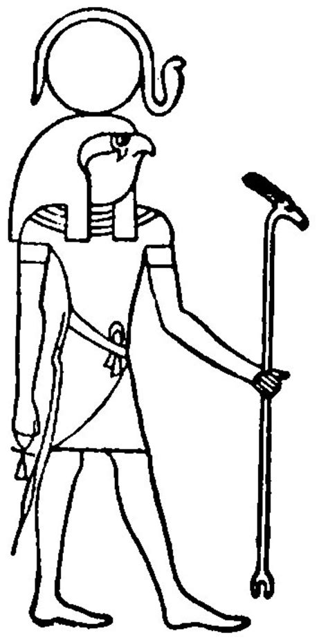 eye of horus coloring page eye of horus coloring page coloring pages