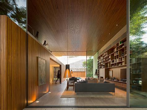 tetris house  modern brazilian home organized