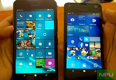 windows 10 lumia 640 release date windows 10 mobile build 14332 hands on impressions