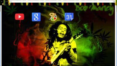 theme google chrome bob marley rasta chrome themes themebeta