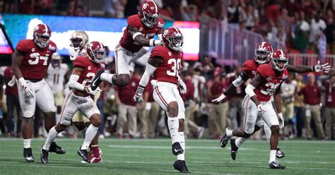florida statealabama showdown pays off for college football