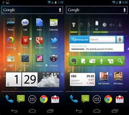 android home screen widgets 15 android widgets that will make iphone users jealous