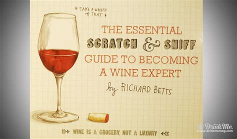 the scratch sniff guide to a lover s companion books top 2014 gifts for wine drink me