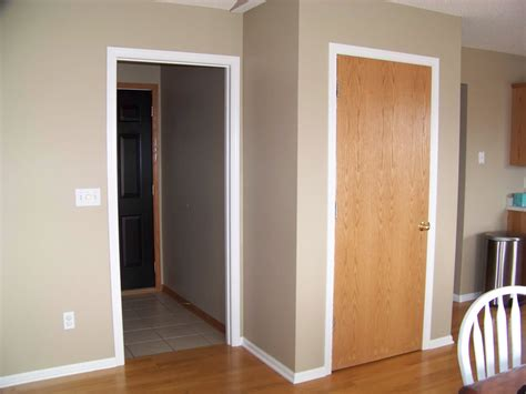 Top wood interior doors with white trim with painting trim white trim painting oak trim image 6
