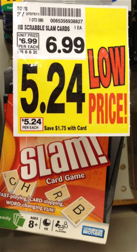 scrabble coupons scrabble slam card 2 24 at kroger kroger krazy