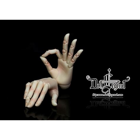 ball jointed doll jointed hands doll legend jointed 1 3