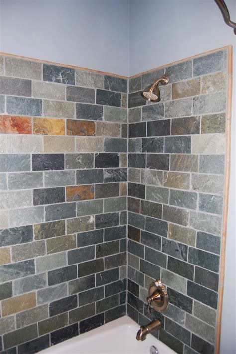 bathroom with slate tile slate tile bathroom bathroom slate ideas pinterest