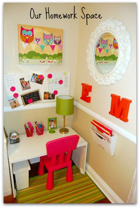 Pick Up In Store Ikea homework station ideas for kids